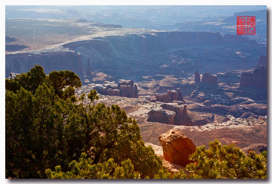 《酒一船摄影》:峡谷地国家公园 - 西行大环圈之十峡谷地国家公园 - 西行大环圈之十 . ..._图1-14