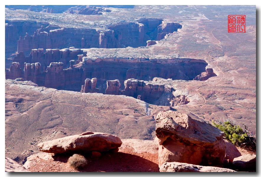 《酒一船摄影》:峡谷地国家公园 - 西行大环圈之十峡谷地国家公园 - 西行大环圈之十 . ..._图1-16