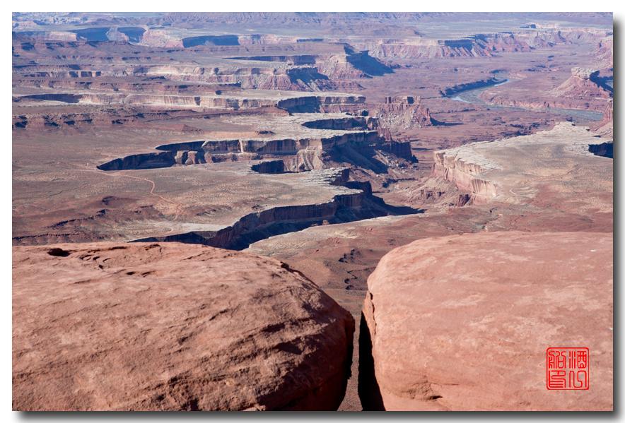 《酒一船摄影》:峡谷地国家公园 - 西行大环圈之十峡谷地国家公园 - 西行大环圈之十 . ..._图1-19