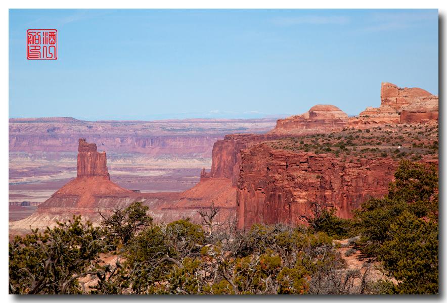 《酒一船摄影》:峡谷地国家公园 - 西行大环圈之十峡谷地国家公园 - 西行大环圈之十 . ..._图1-21