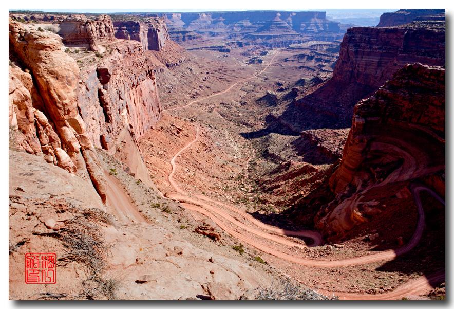 《酒一船摄影》:峡谷地国家公园 - 西行大环圈之十峡谷地国家公园 - 西行大环圈之十 . ..._图1-23