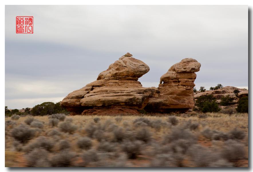 《酒一船摄影》:峡谷地国家公园 - 西行大环圈之十峡谷地国家公园 - 西行大环圈之十 . ..._图1-27