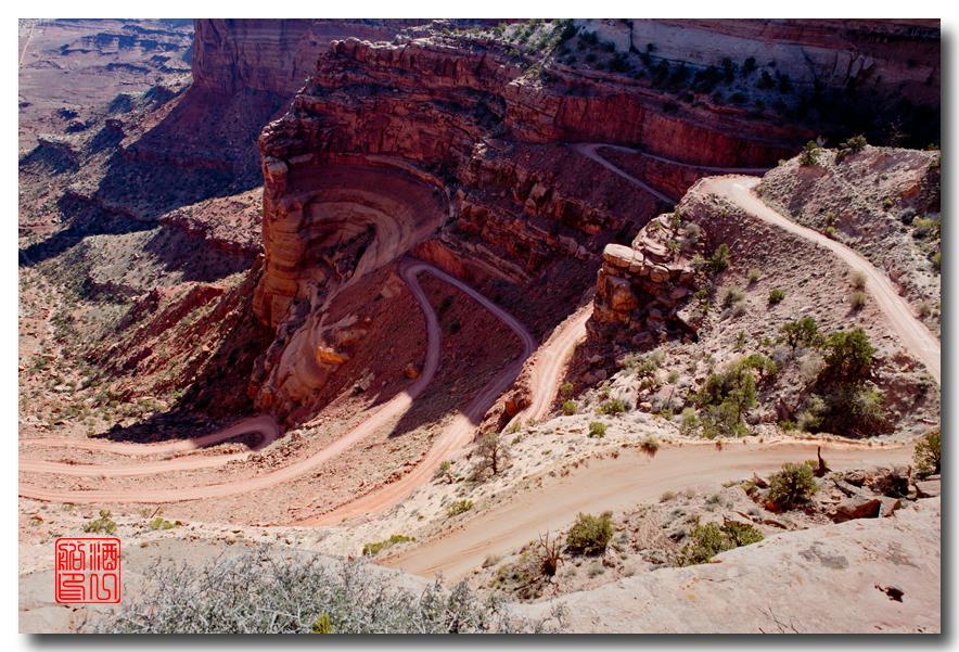 《酒一船摄影》:峡谷地国家公园 - 西行大环圈之十峡谷地国家公园 - 西行大环圈之十 . ..._图1-25