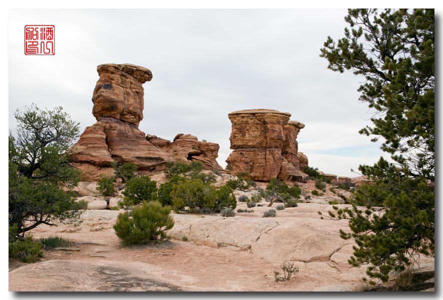 《酒一船摄影》:峡谷地国家公园 - 西行大环圈之十峡谷地国家公园 - 西行大环圈之十 . ..._图1-31