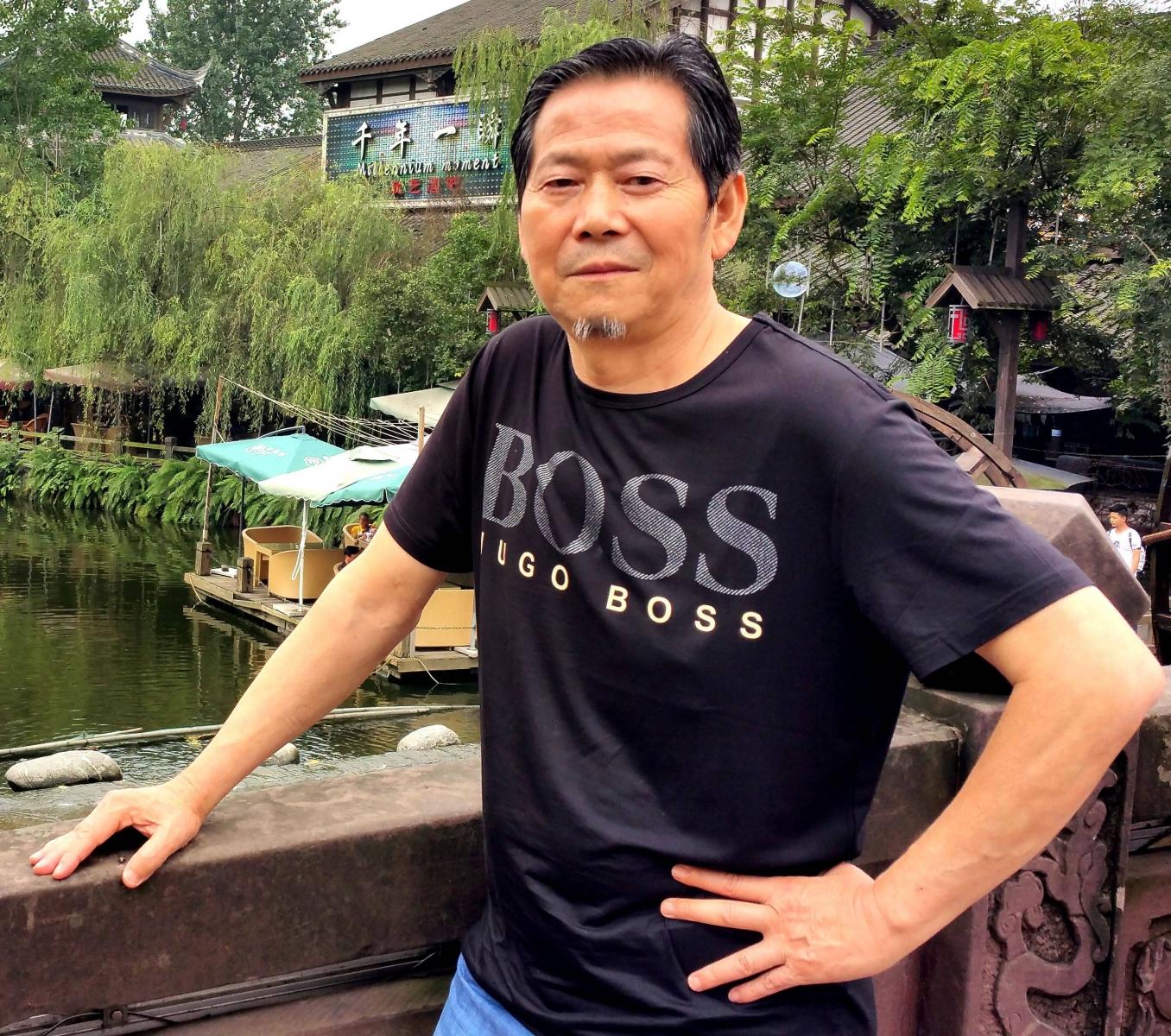 成都画家贾雨被评为最具学术价值艺术家_图1-1
