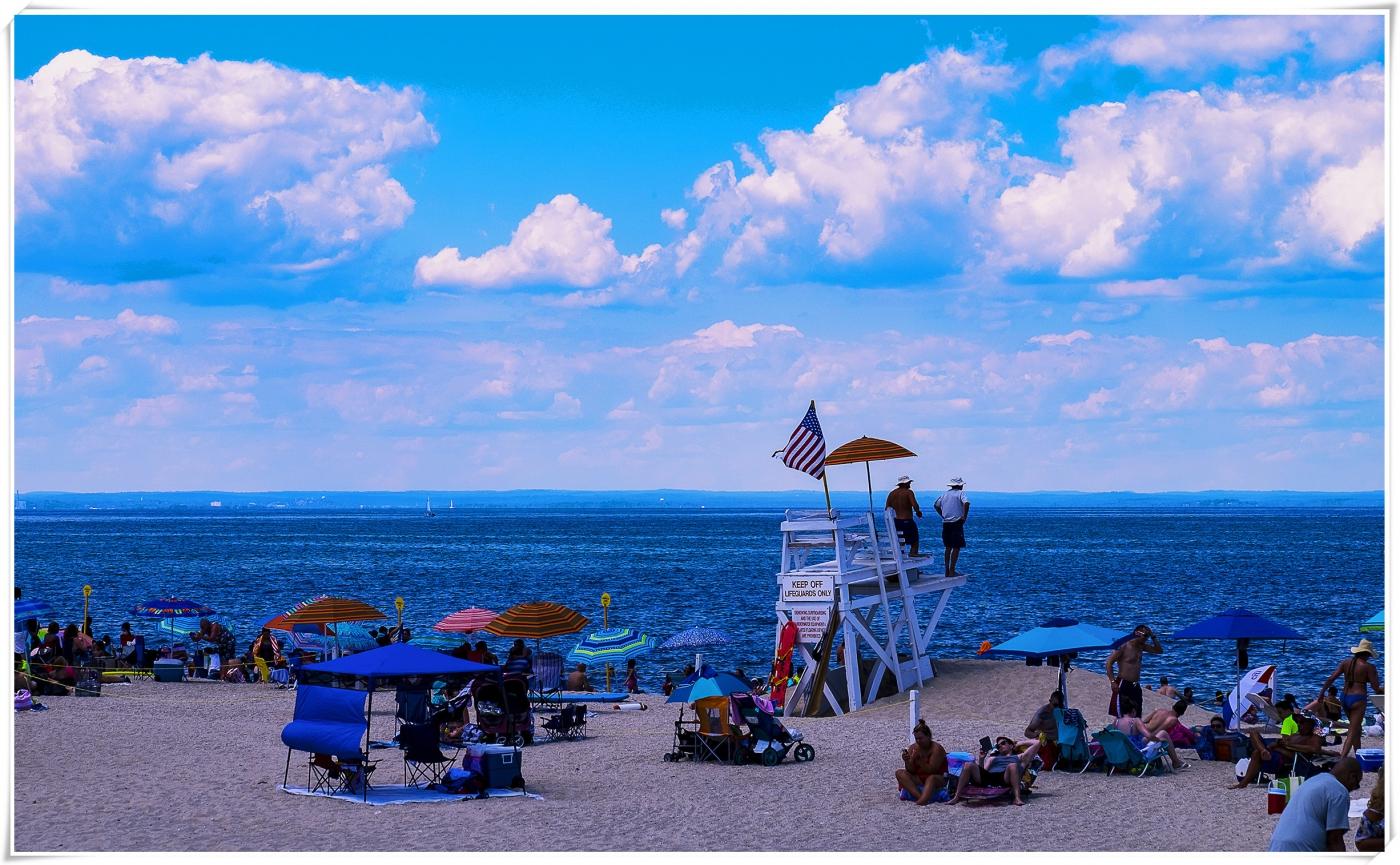 SUNKEN MEADOW STATE PARK BEACH_图1-2