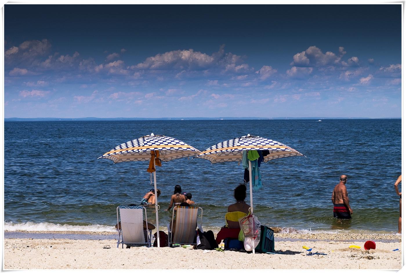 SUNKEN MEADOW STATE PARK BEACH_图1-3