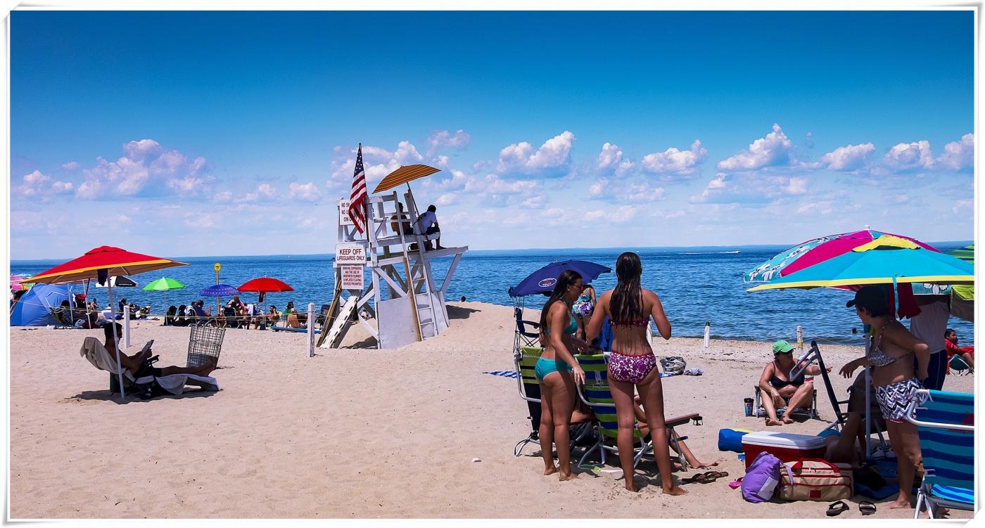 SUNKEN MEADOW STATE PARK BEACH_图1-4