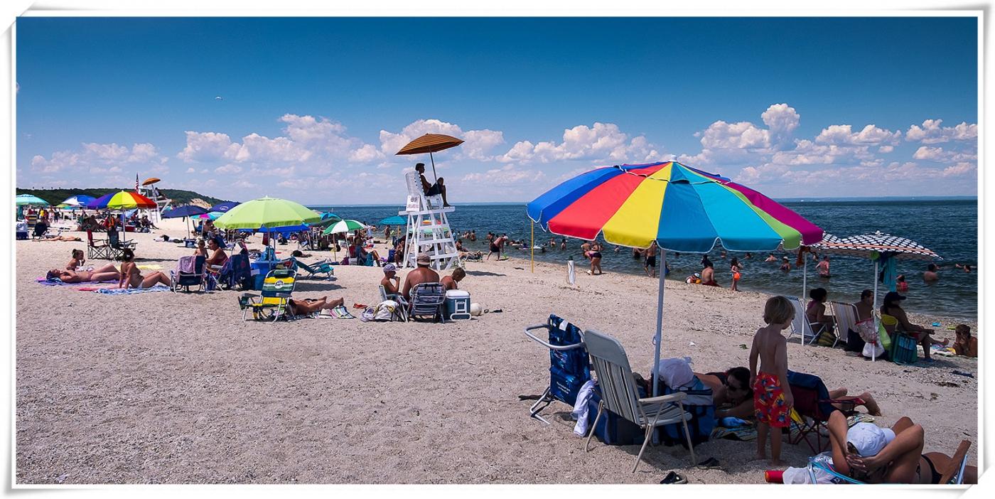 SUNKEN MEADOW STATE PARK BEACH_图1-5