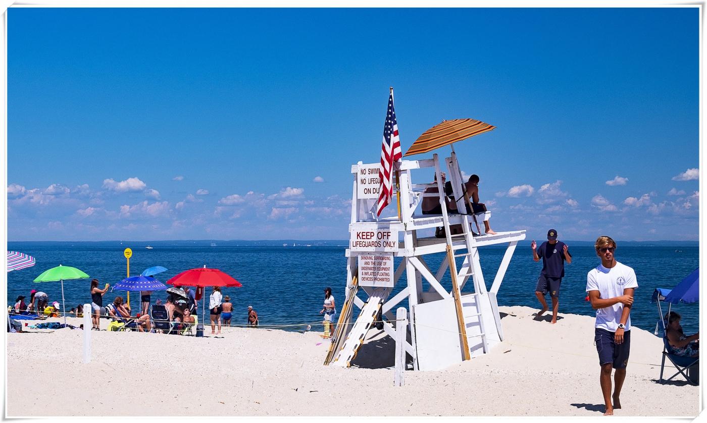SUNKEN MEADOW STATE PARK BEACH_图1-8