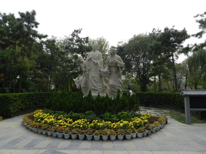 【汉良子】河南---清明上河园(1)_图1-23
