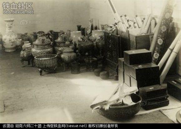 从大陆到台湾,故宫文物的七次迁移(3)_图1-2