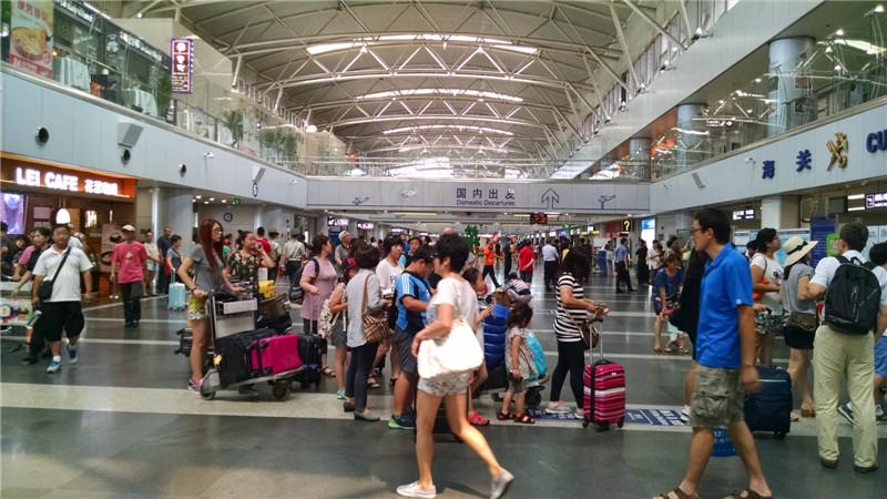北京机场遭遇尴尬-----回国笔记_图1-2