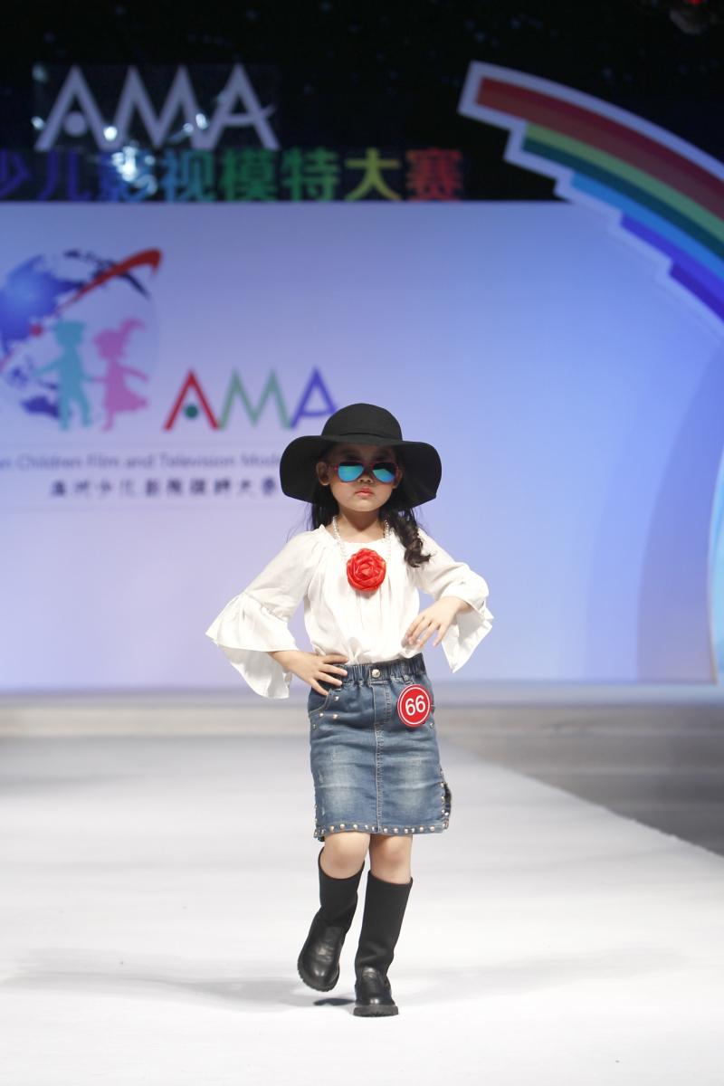 AmA少儿影视模特大赛的模特们_图1-26