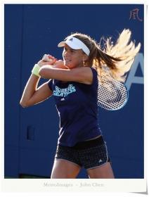 【风】2015美国网球公开赛开打