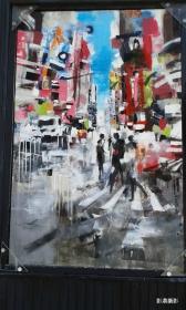 紐約圖鴨藝(graffiti art)