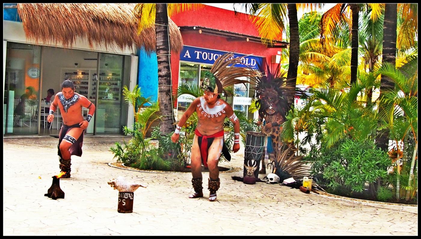 旅游随拍----墨西哥的异域风情_图1-3