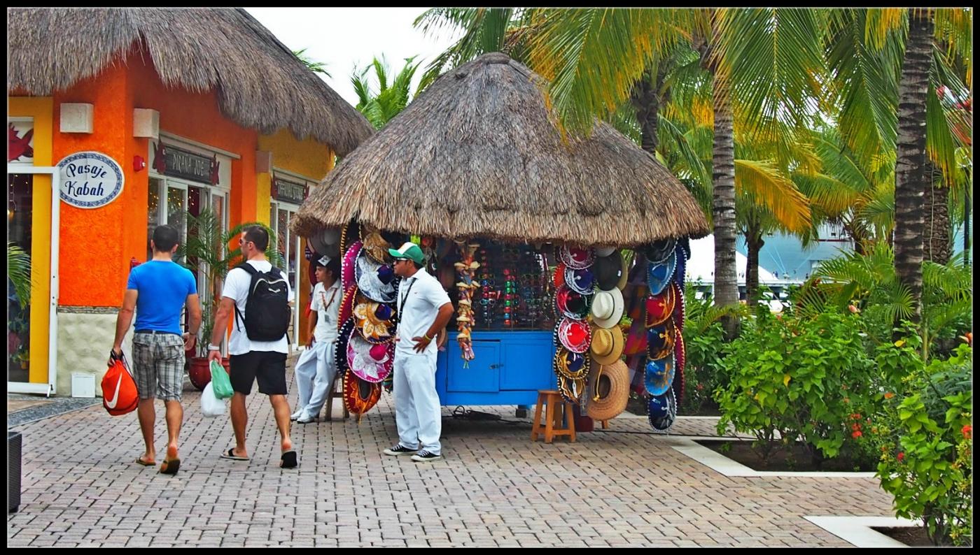 旅游随拍----墨西哥的异域风情
