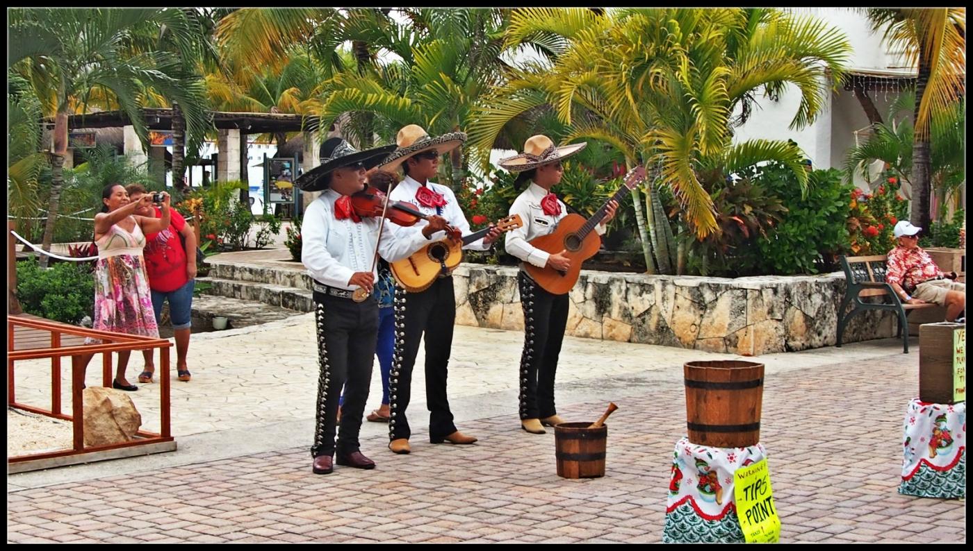 旅游随拍----墨西哥的异域风情_图1-6