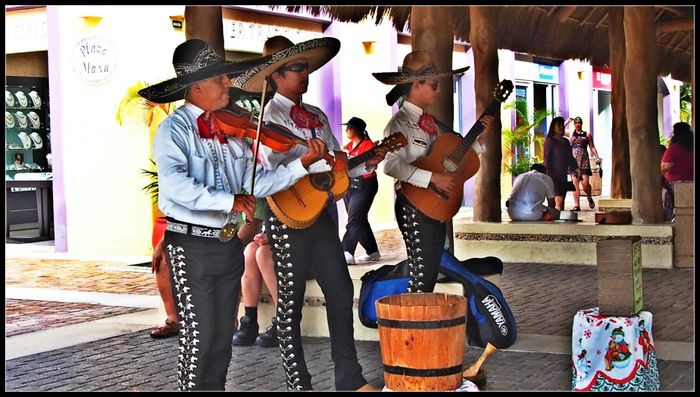 旅游随拍----墨西哥的异域风情_图1-7