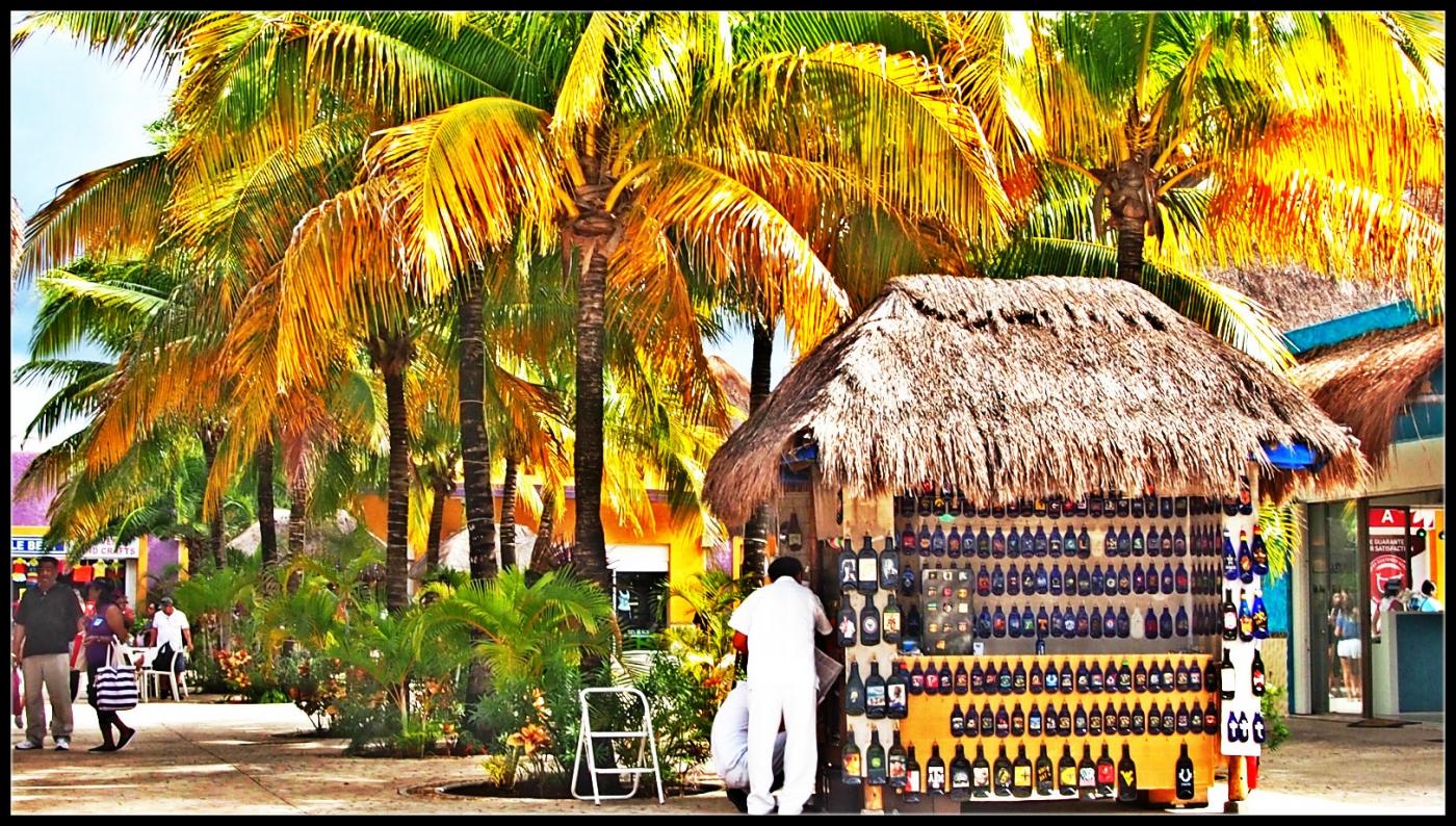 旅游随拍----墨西哥的异域风情_图1-14