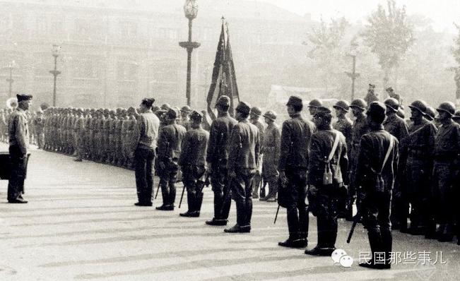 档案:各战区受降历史存照_图1-24