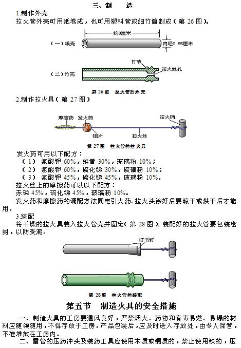 民兵地雷爆破教材_图1-25