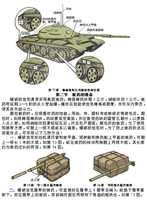 民兵地雷爆破教材_图1-49