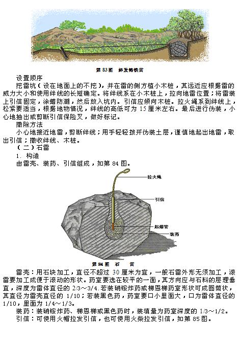 民兵地雷爆破教材_图1-54