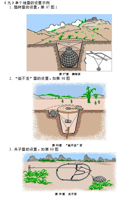 民兵地雷爆破教材_图1-62