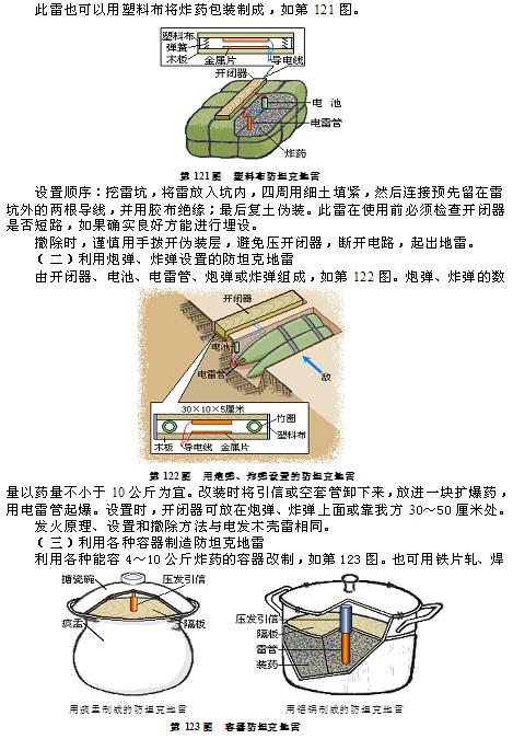 民兵地雷爆破教材_图1-72