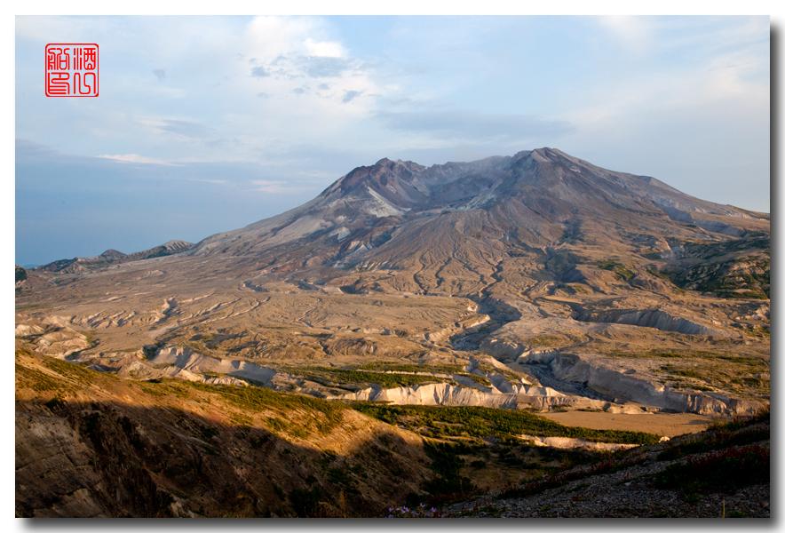 《酒一船》摄影:圣海伦火山行_图1-4