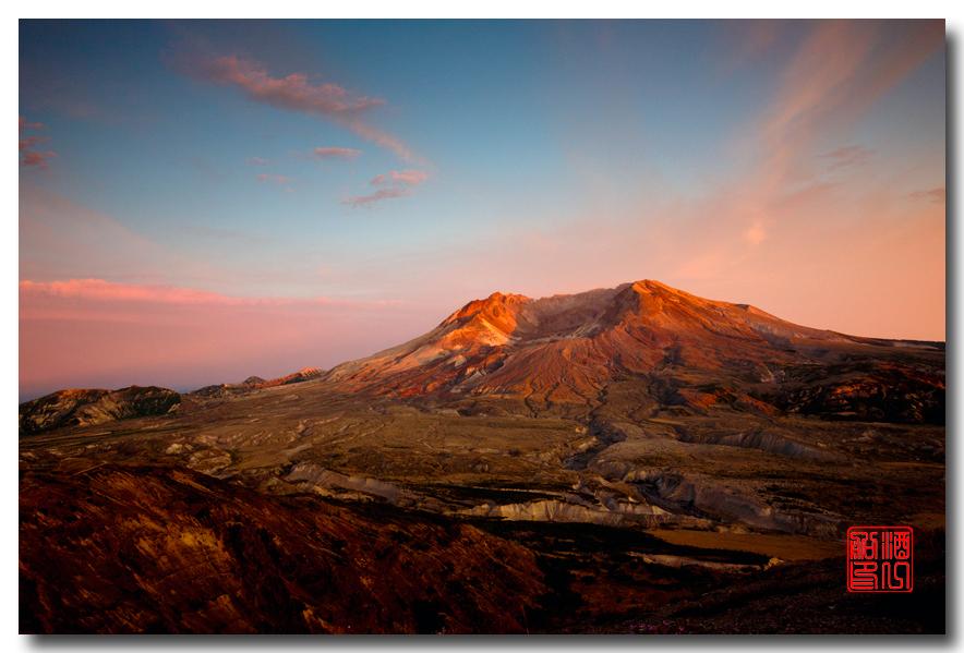 《酒一船》摄影:圣海伦火山行_图1-1