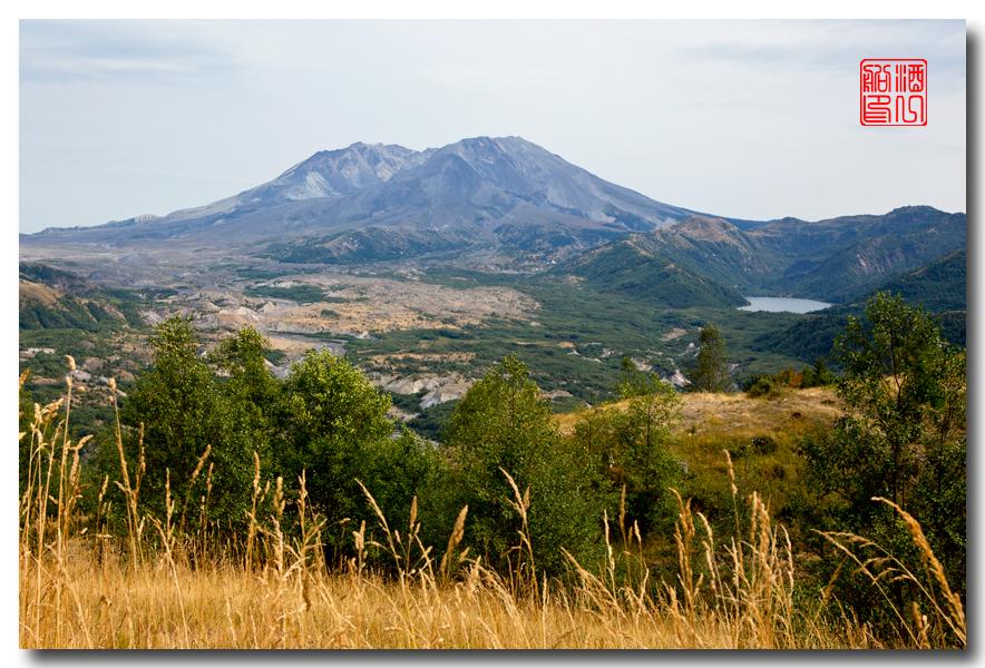 《酒一船》摄影:圣海伦火山行_图1-10
