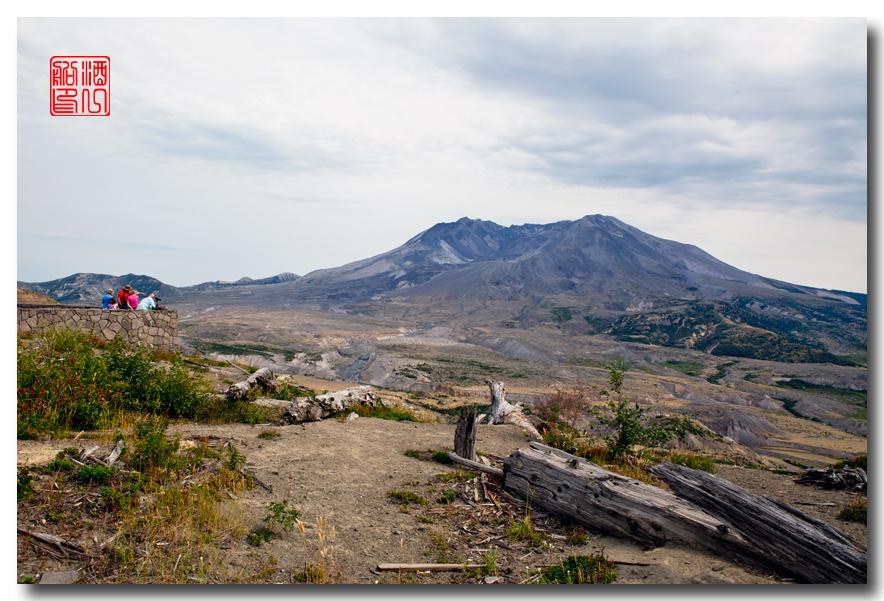 《酒一船》摄影:圣海伦火山行_图1-15