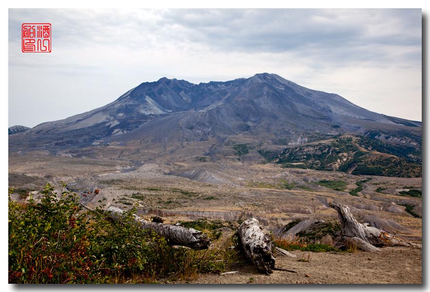 《酒一船》摄影:圣海伦火山行_图1-16