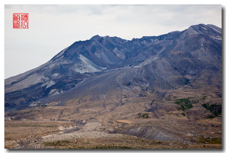 《酒一船》摄影:圣海伦火山行_图1-25