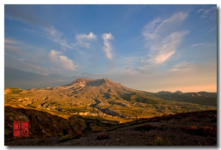 《酒一船》摄影:圣海伦火山行_图1-30