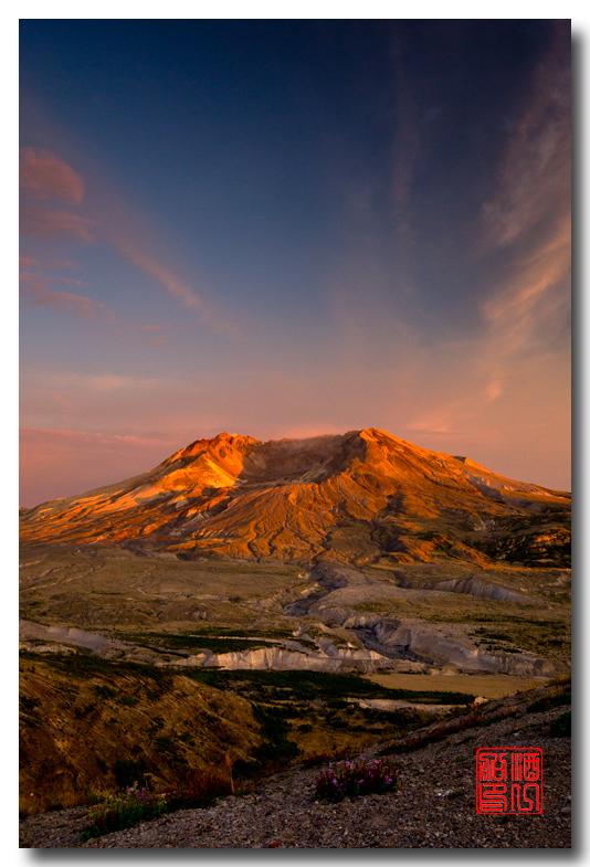 《酒一船》摄影:圣海伦火山行_图1-32