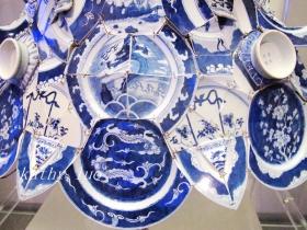【小虫摄影】《中国:镜花水月》-青花设计