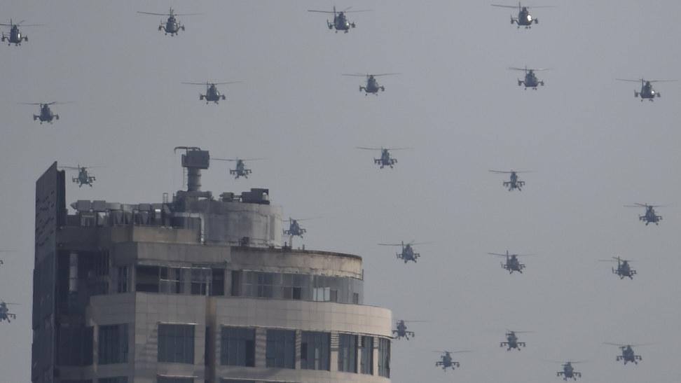 中国已成世界一流军事强国_图1-2