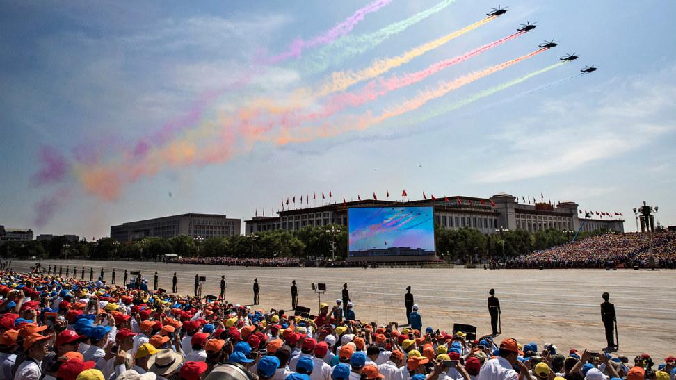 中国已成世界一流军事强国_图1-3