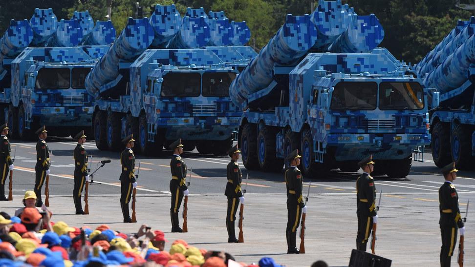 中国已成世界一流军事强国_图1-4