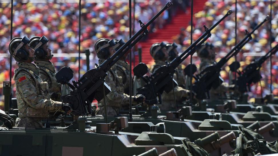 中国已成世界一流军事强国_图1-6