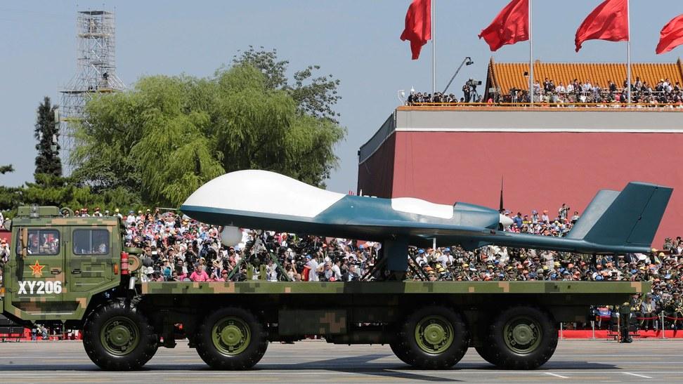 中国已成世界一流军事强国_图1-7
