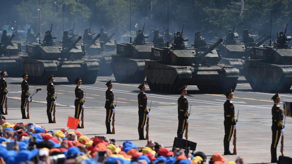 中国已成世界一流军事强国_图1-8