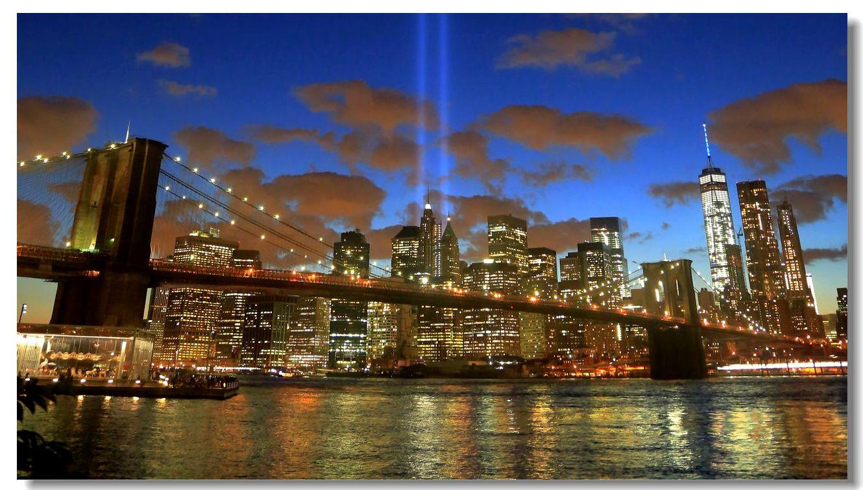 纪念9.11光柱及夜景_图1-1