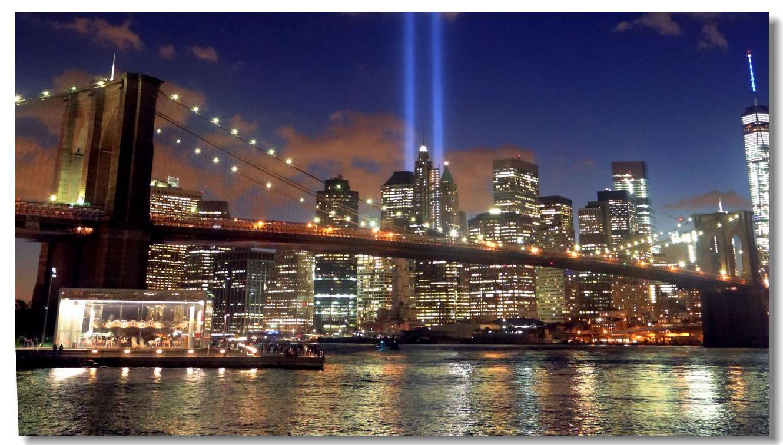 纪念9.11光柱及夜景_图1-4
