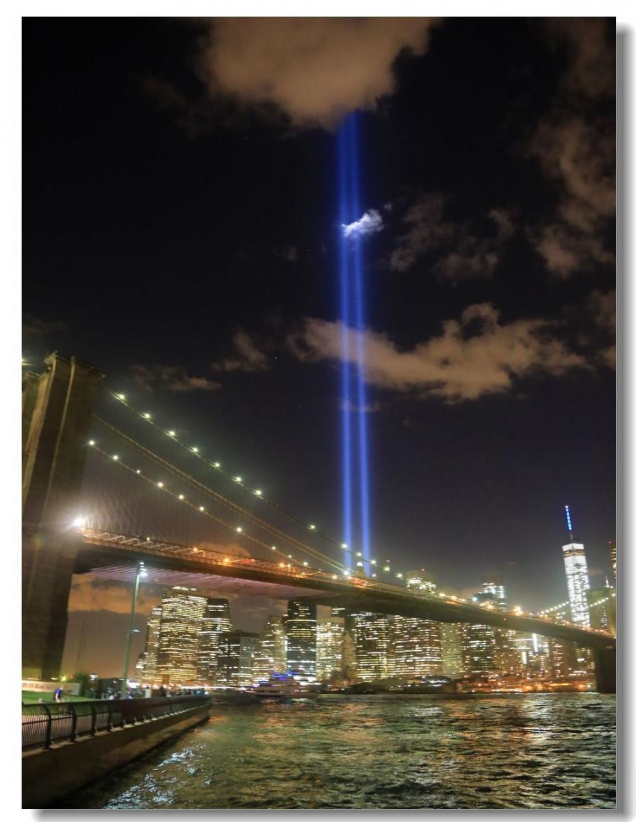 纪念9.11光柱及夜景_图1-6