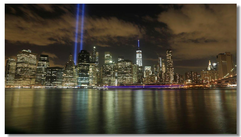 纪念9.11光柱及夜景_图1-10